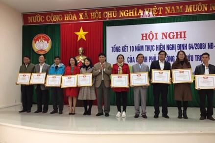 Thừa Thiên - Huế: 10 năm tiếp nhận, phân bổ trên 87 tỷ đồng cứu trợ