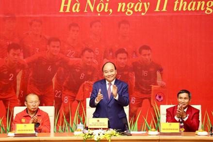 Thủ tướng giải mã kỳ tích của bóng đá Việt Nam
