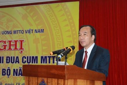 Tổng kết thi đua Cụm các tỉnh Bắc Trung bộ: Nâng cao vị thế Mặt trận
