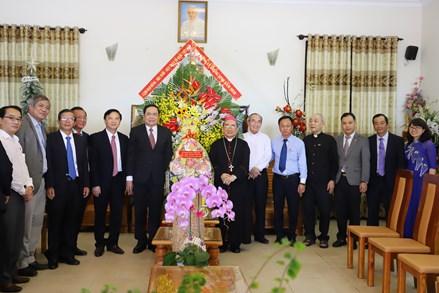 Tự hào là người Việt Nam và mang trong mình đức tin của người công giáo