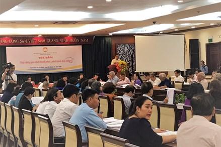 TP Hồ Chí Minh: Hiến kế 'xây dựng gia đình hạnh phúc'