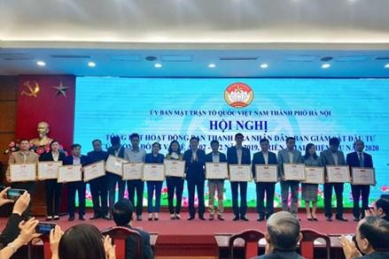 70 tập thể và 70 cá nhân đã có thành tích xuất sắc trong công tác TTND, GSĐTCCĐ