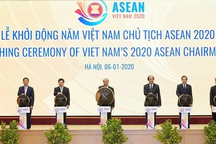Thủ tướng nêu thông điệp về Năm Chủ tịch ASEAN 2020
