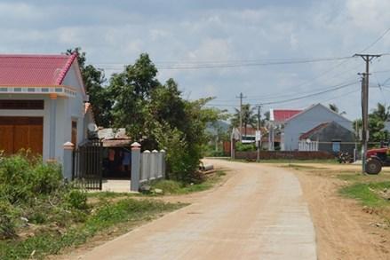 KBang (Gia Lai): Khởi sắc từ nông thôn mới