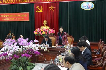 MTTQ thành phố Hà Nội: Kiểm tra công tác phòng, chống dịch Covid 19 tại huyện Thanh Trì