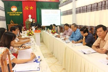 Bình Thuận: Vận động trên 15 tỷ đồng Quỹ 'Vì người nghèo'