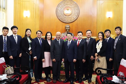 Phát huy sức mạnh của đội ngũ doanh nhân, doanh nghiệp người Việt Nam trên khắp thế giới