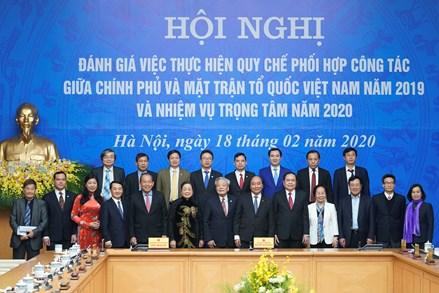 Khẳng định thế kiềng ba chân giữa Đảng, Nhà nước và MTTQ Việt Nam