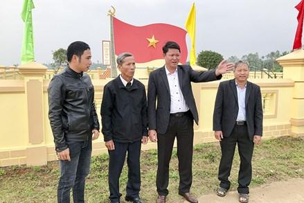 Quảng Trị: Những cán bộ Mặt trận gần dân, sát dân, lắng nghe ý kiến nhân dân
