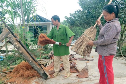 Phú Thọ: Những hộ xin thoát nghèo ở Sơn Nga