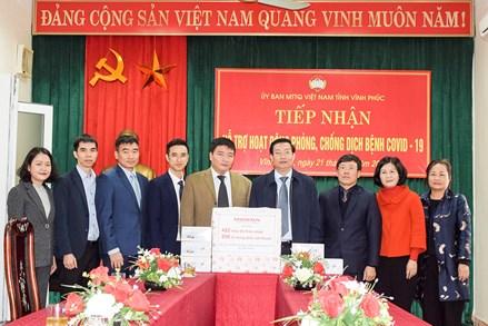MTTQ tỉnh Vĩnh Phúc: Chủ động, bình tĩnh đối phó với SARS-CoV-2