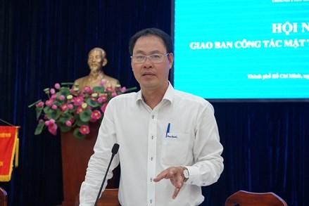 MTTQ thành phố Hồ Chí Minh: Tổ chức hội nghị giao ban công tác Mặt trận tháng 2 năm 2020