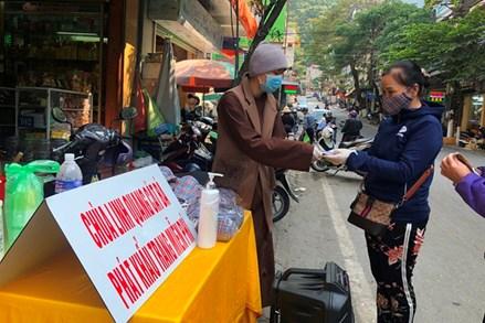 Các Tôn giáo đồng hành cùng MTTQ Việt Nam trong phòng, chống dịch COVID-19