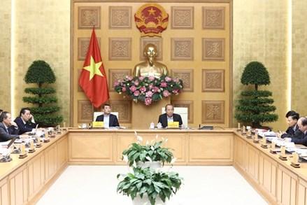 Phó Thủ tướng Thường trực chủ trì họp Ban Chỉ đạo phòng, chống rửa tiền