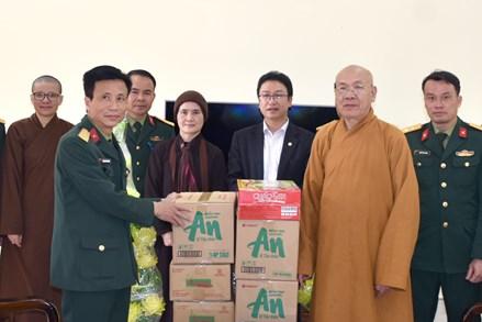 Giáo hội Phật giáo Việt Nam cùng nhân dân chống dịch