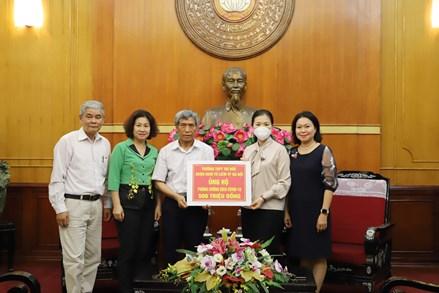 Nhân lên sức mạnh tổng hợp của người con đất Việt