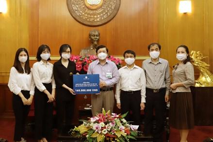 Cùng chung tay phòng, chống dịch bệnh Covid-19