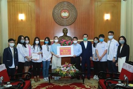 Mỗi em học sinh chính là những tuyên truyền viên tiêu biểu trong phòng, chống dịch bệnh