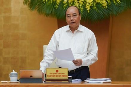Thủ tướng: Cám ơn những tấm lòng nhân ái đã gửi về MTTQ Việt Nam