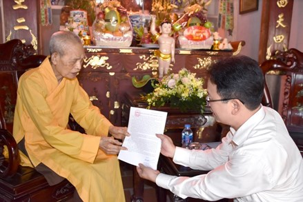 Tiếp nối tinh thần hộ quốc an dân mùa Phật đản 2020