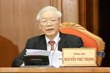 Thư của Tổng Bí thư, Chủ tịch nước Nguyễn Phú Trọng gửi đồng bào, chiến sĩ nhân Ngày Truyền thống phòng, chống thiên tai