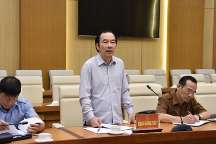 Phú Thọ: Nhanh chóng giải quyết các vụ việc còn tồn đọng, kéo dài