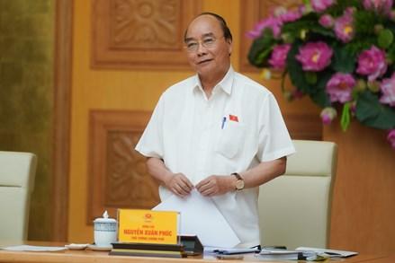 Thủ tướng chủ trì họp Thường trực Chính phủ tháo gỡ khó khăn cho doanh nghiệp dầu khí và hàng không