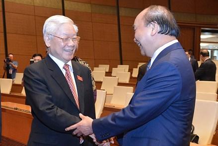 Thủ tướng: Việt Nam cần vượt lên nhanh trong trạng thái bình thường mới