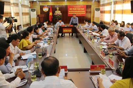 """Quảng Nam: Triển khai Nghị quyết 42/NQ-CP - """"Không sợ thiếu ngân sách mà sợ không công bằng"""""""