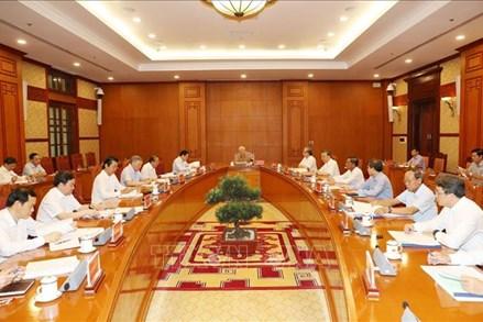 Không để lọt vào Trung ương, Bộ Chính trị những phần tử không đủ tiêu chuẩn