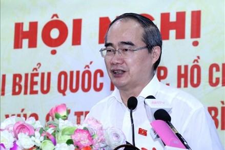 Bí thư Thành ủy Nguyễn Thiện Nhân: Phòng, chống tham nhũng hiện nay rất quyết liệt