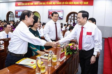 Khai mạc Đại hội Đảng bộ cơ quan Trung ương MTTQ Việt Nam lần thứ XIII, nhiệm kỳ 2020-2025