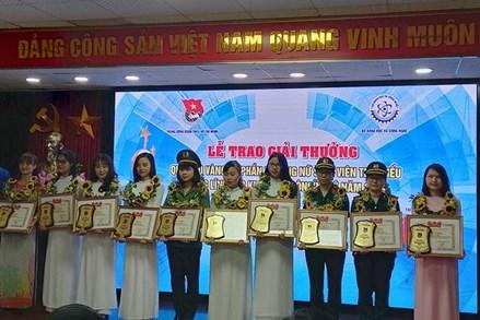 Trung ương Đoàn trao 10 giải thưởng Quả Cầu Vàng năm 2019