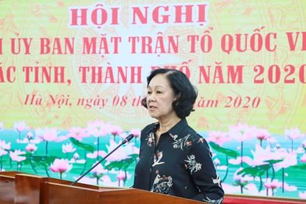 Phát huy sức mạnh đại đoàn kết thông qua hoạt động kỷ niệm 90 năm Ngày truyền thống MTTQ Việt Nam