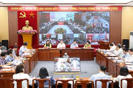 MTTQ Việt Nam 5 thành phố: Đồng bộ, quyết liệt cùng cả nước thực hiện nhiệm vụ kép