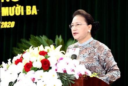 Chủ tịch Quốc hội dự Kỳ họp thứ 13, HĐND tỉnh Hải Dương
