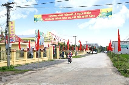 Công nhận huyện Gia Viễn (Ninh Bình) đạt chuẩn NTM