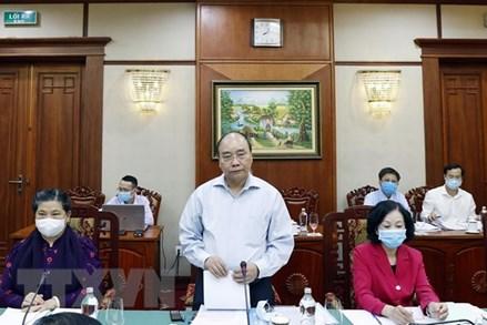 Bộ Chính trị làm việc với Đảng bộ Cần Thơ, Bà Rịa-Vũng Tàu về chuẩn bị đại hội các đảng bộ trực thuộc Trung ương nhiệm kỳ 2020-2025