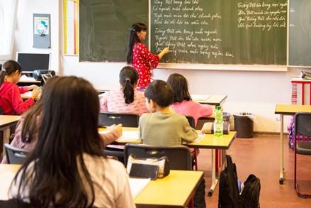 Đẩy mạnh việc dạy và học tiếng Việt ở nước ngoài: Lan tỏa tình yêu quê hương