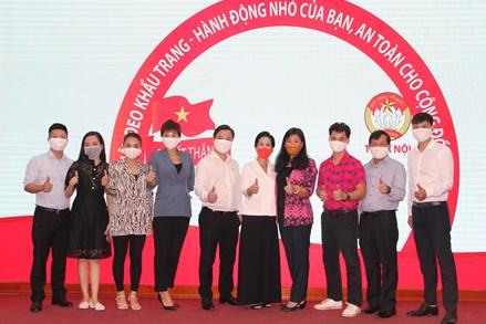 Hà Nội: Phát động toàn dân đeo khẩu trang phòng, chống dịch Covid – 19