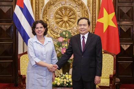 Vun đắp quan hệ hữu nghị Việt Nam - Cuba