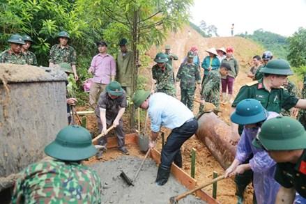 Lào Cai: Dân vận tốt tại xã Xuân Thượng