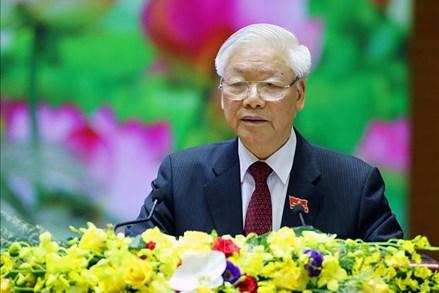 Tổng Bí thư, Chủ tịch nước gửi thư chúc Tết Trung thu cho các cháu thiếu niên, nhi đồng