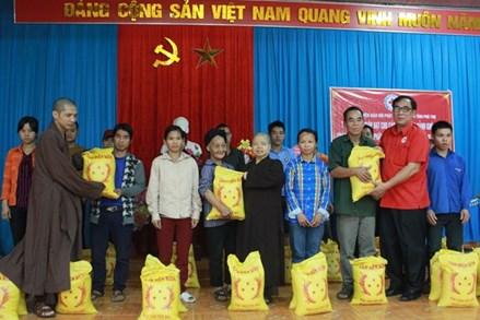 Hội Phật giáo tỉnh Phú Thọ: Lan toả yêu thương