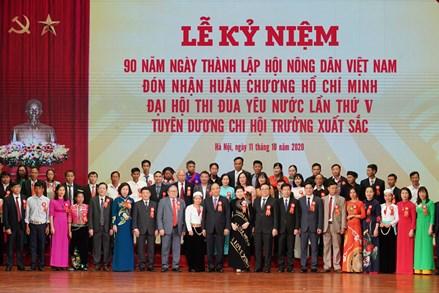 Thủ tướng tin tưởng một giai cấp nông dân Việt Nam tự cường, sáng tạo