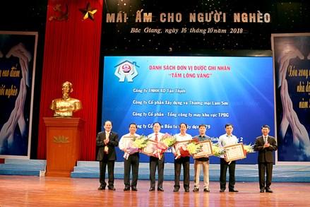 MTTQ tỉnh Bắc Giang gửi thư ngỏ kêu gọi ủng hộ người nghèo