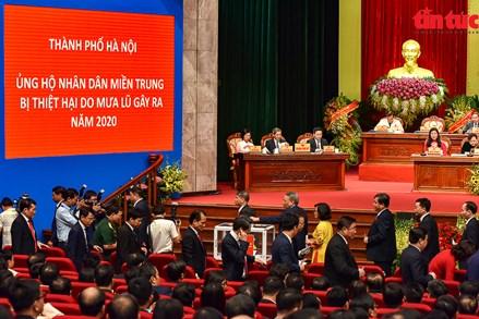 Mặt trận Hà Nội kêu gọi ủng hộ đồng bào miền Trung