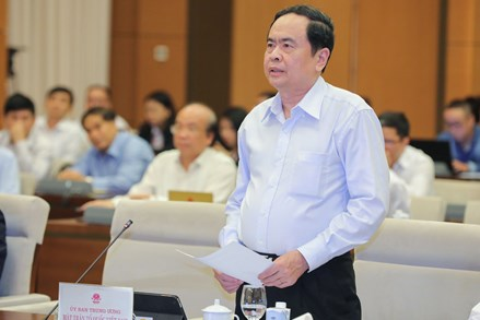 Đoàn Chủ tịch UBTƯ MTTQ Việt Nam kiến nghị 6 vấn đề gửi tới kỳ họp thứ 10