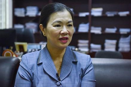 Phó Chủ tịch Trương Thị Ngọc Ánh: Phải có cơ chế giám sát vận động cứu trợ