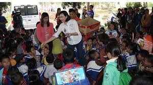 Hội doanh nghiệp Việt Nam tại Malaysia ủng hộ đồng bào miền Trung